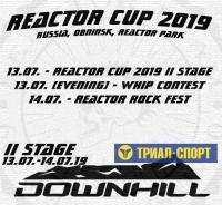 Reactor Cup (II stage) 13-14.07.19, Обнинск